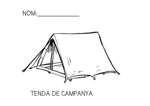 Tenda de campanya