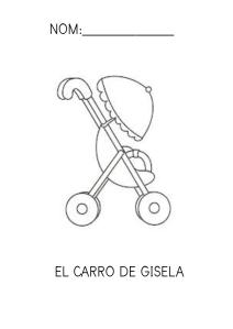 El carro de Gisela