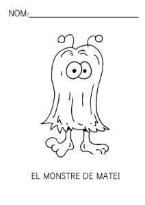 El monstre de Matei