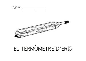 El termòmetre d´Eric