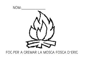 foc per a cremar