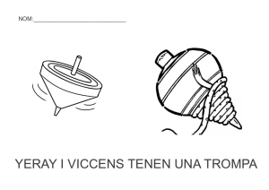 Yeray i Viccens tenen una trompa