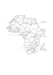 Eles elefants viuen en África